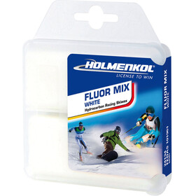 Holmenkol Fluormix White Basis Wachs 2x35g
